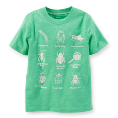 43fffdaa Carter's® Short-Sleeve Graphic Tee – Boys 2t-5t found at @JCPenney ...