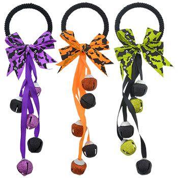Halloween Bell Door Hangers, 115 in Dollar Tree Fall and