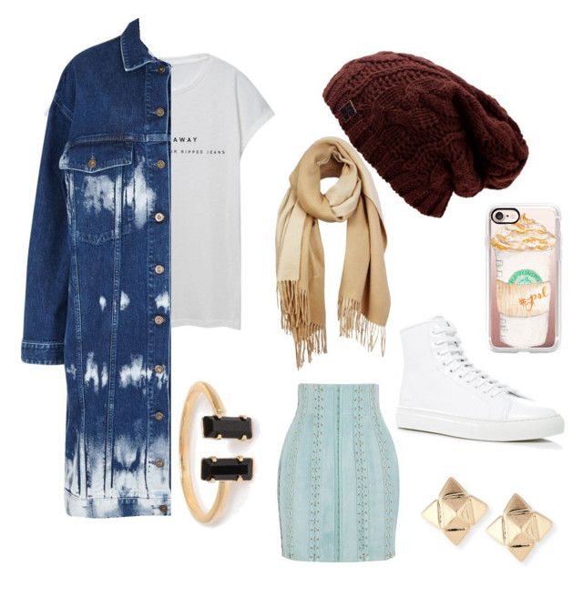 """""""Suggestions"""" by rabbitzzfashion ❤ liked on Polyvore featuring MANGO, STELLA McCARTNEY, Balmain, Valentino, Common Projects, Unpaired and Casetify"""