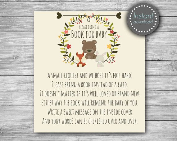 This adorable woodland invitation is perfect for woodland theme this adorable woodland invitation is perfect for woodland theme baby shower invitation will be negle Images