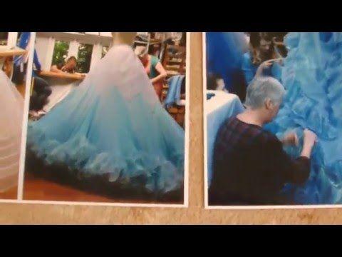 Cinderella Live action petticoat tutorial part 2 - YouTube ...