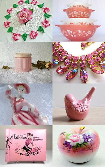 Smashing Pinks by Candice on Etsy--Pinned with TreasuryPin.com