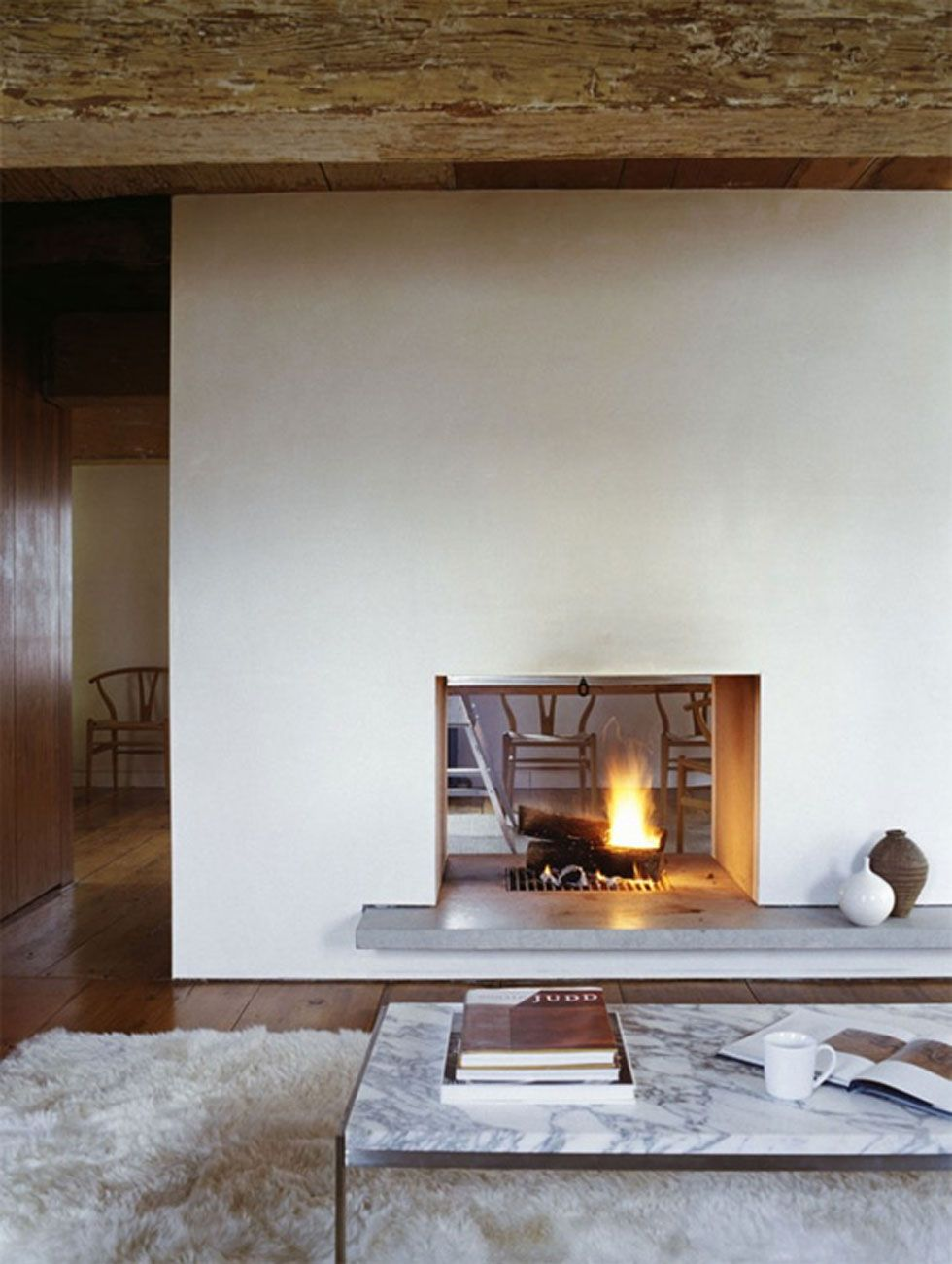 Contemporary Fireplace Designs ~ dact.us