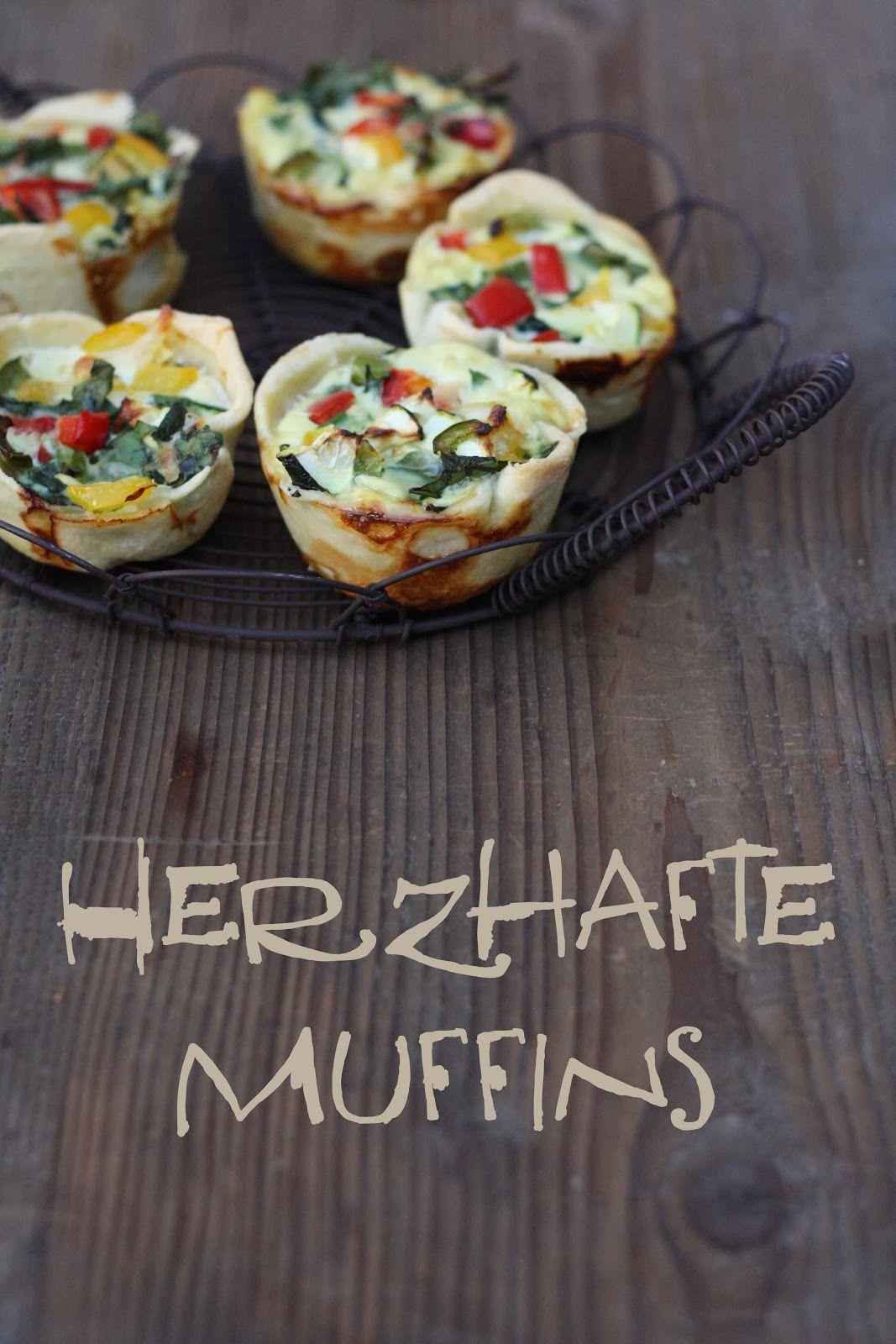 Herzhafte Muffins & Daylicious Giveaway | f o o d:_l u n c ...