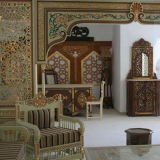 Arabesque Decor Furniture Arabesque