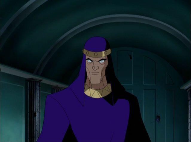 Felix Faust Justice League Villain Women Villains Justice League Unlimited