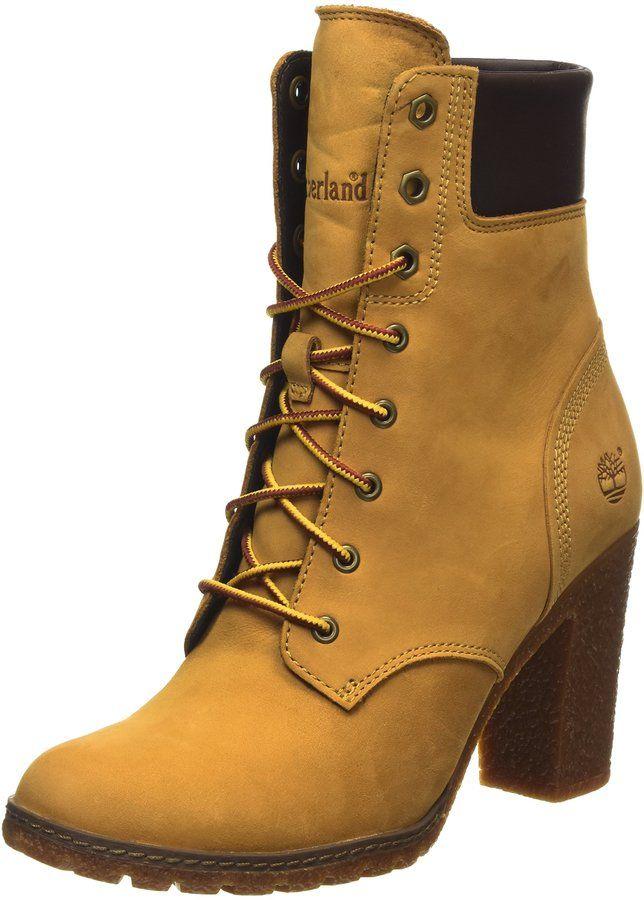 UK Shoes Store - Timberland Ek Glancy 6In Chukka Boots Women
