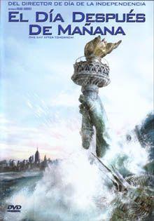 El Dia Despues De Mañana Pelicula Buscar Con Google Movie Posters Poster Statue