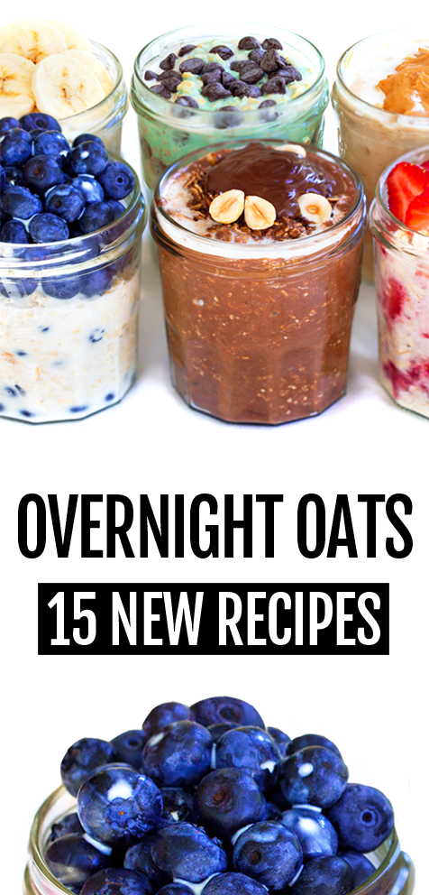 #oatmeal #overnightoats #diy #howto #ideas #kids #budget #mealprep #healthy #fitness #cleaneating #r...