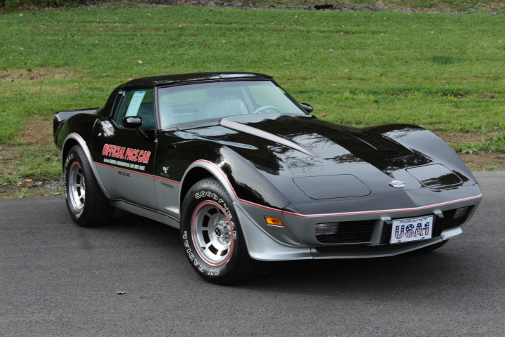 1978 Indianapolis 500 Pace Car 100 Miles In 2020 Chevy Corvette For Sale Corvette For Sale Used Corvette