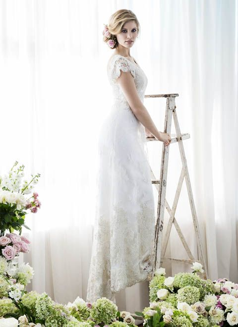 Summer Wedding Dresses | NZ Designer | Summer Bridal Gowns ...