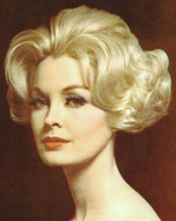 "1960s Hairstyle (Re-pinned by ""Hoss Lee Academy)"