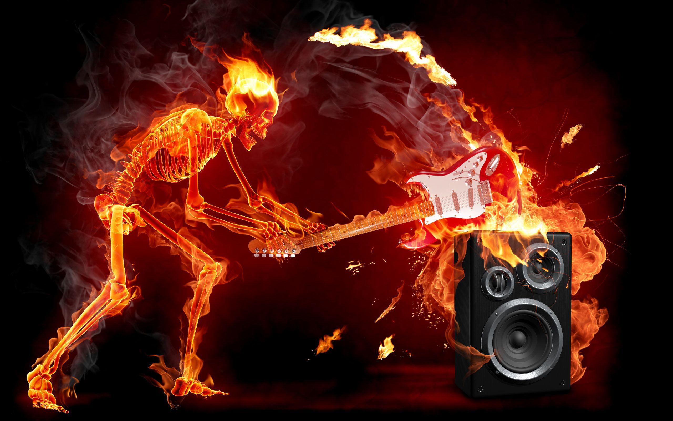 Imagens Rock N Roll Imagens E Fotos Para Facebook Whatsapp  -> Papel De Parede Para Sala Rock N Roll