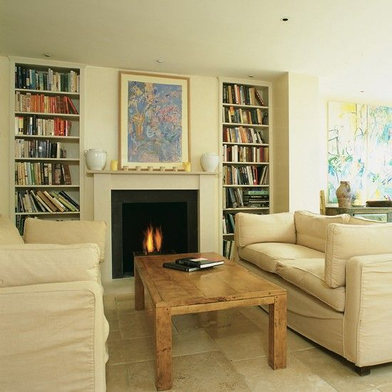 Recessed Alcove Shelving Living Room Storage 10 Ideas Housetohome Co