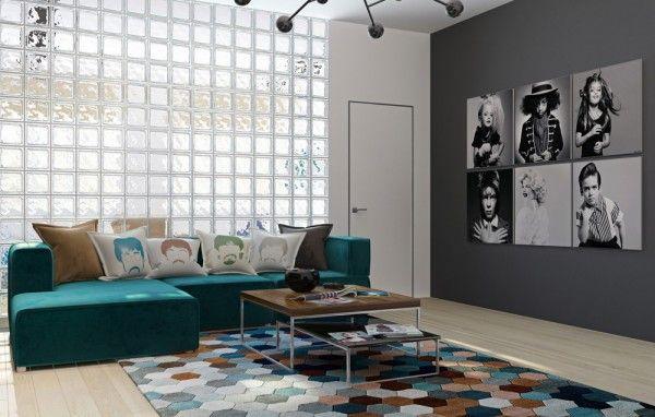 Interior Design For Musicians 2 Music Themed Home Designs Interior Design House Design Living Room Inspiration
