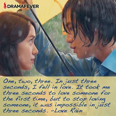 film quotes drama quotes quotes about true love love rain watch korean ...