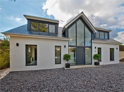 Contemporary house designs uk google search house for 4 bedroom house plans ireland