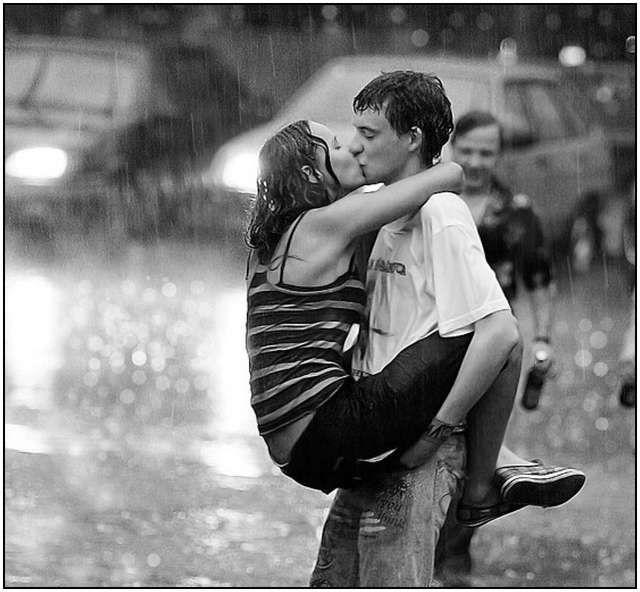 na rua, na chuva, na fazenda...