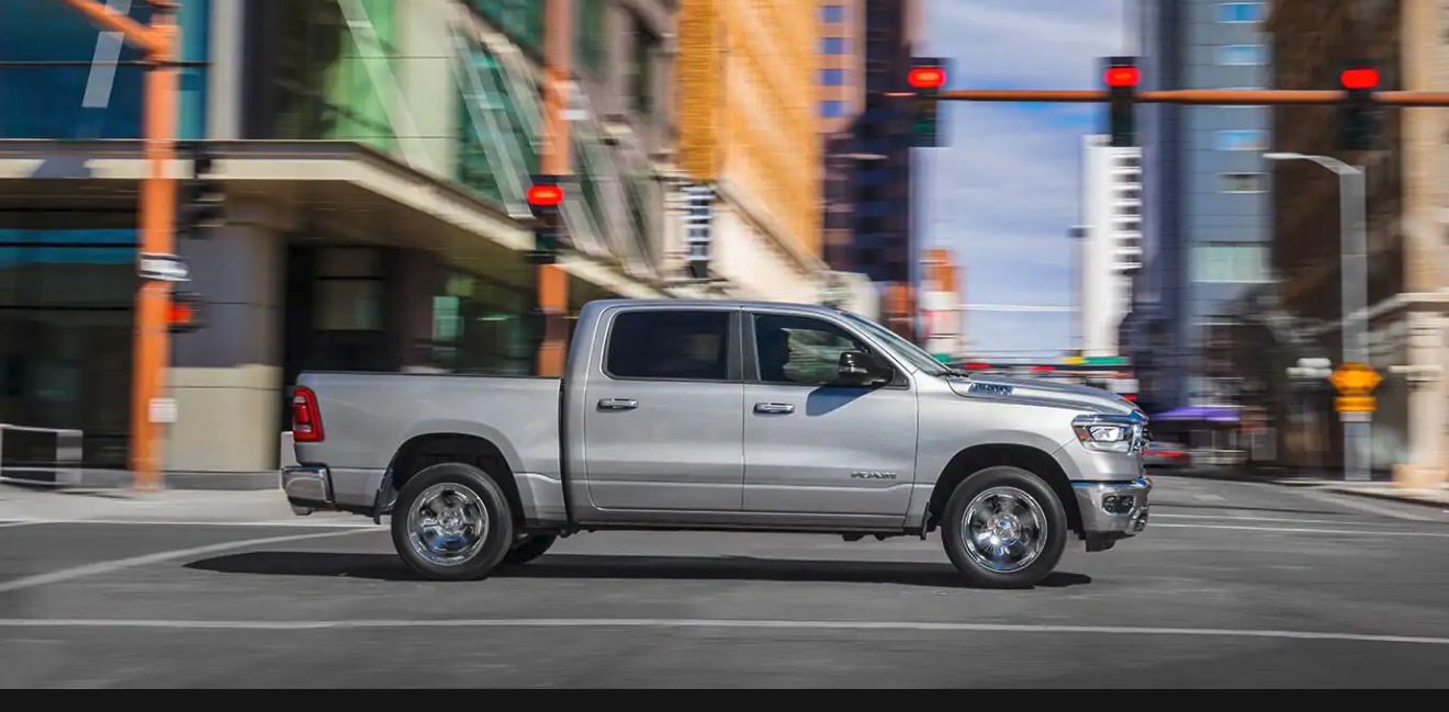 The 2019ram1500 From Your Local Ram Dealership Near El Paso Tx