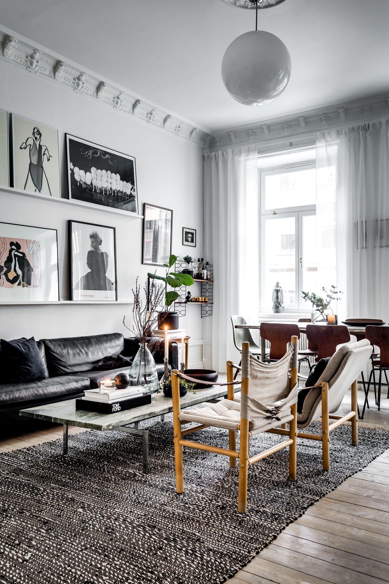 Scandinavian Style Living Room Scandinavian Scandi Living Room