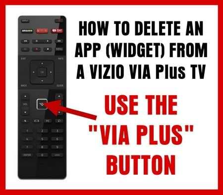 How To Delete APPS From A VIZIO SMART TV Smart tv, Tvs, App