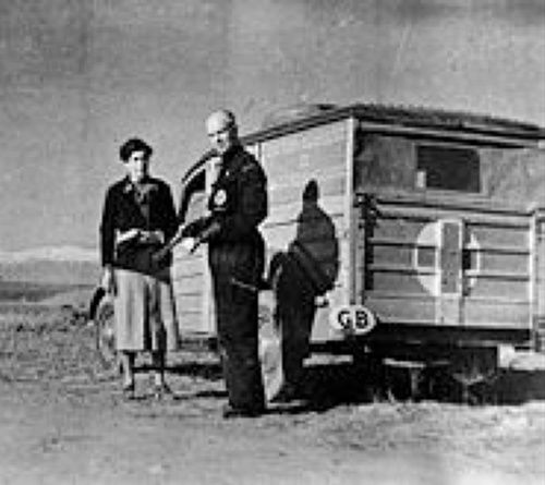 Spain - 1936-38. - GC - Dr. Norman Bethune – A leading figure in transfusion medicine