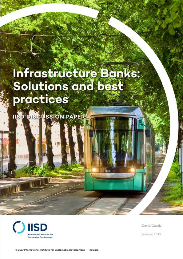 Examples Of Infrastructure Banks And Best Practices Resilience