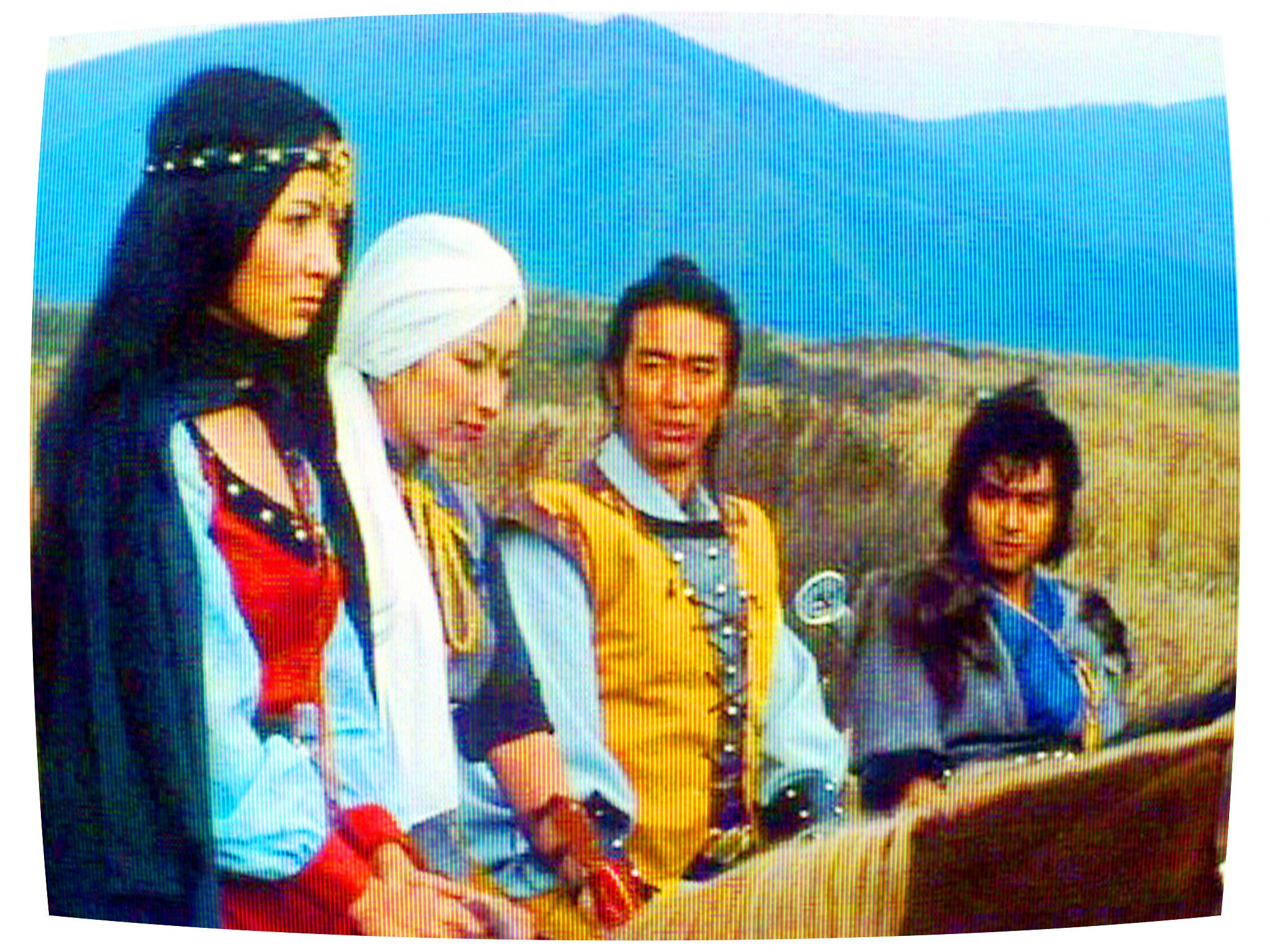 The water margin is a japanese television series based on for H2o tv show season 4