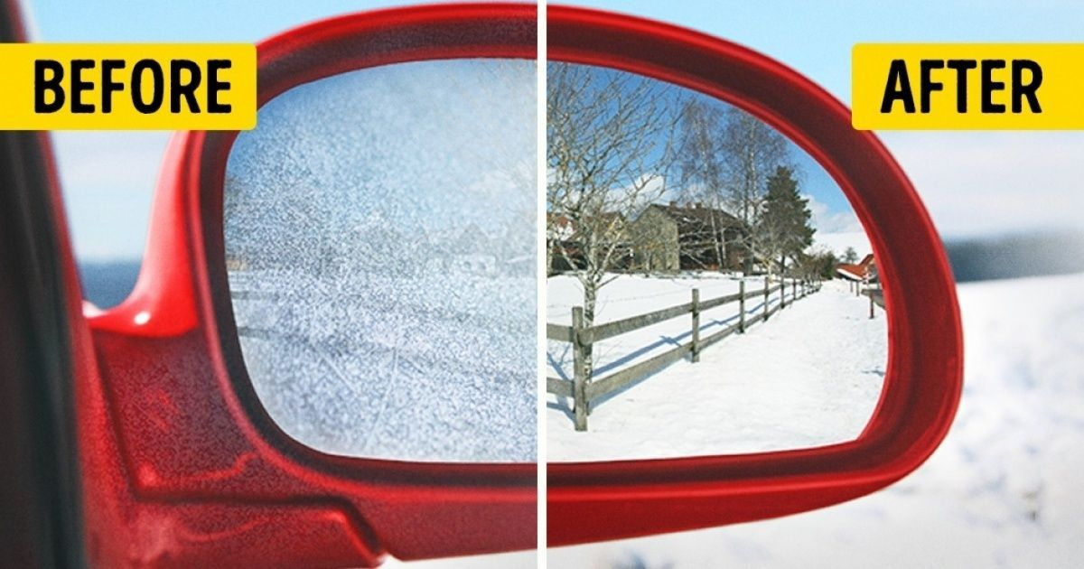 7 Clever Winter Car Care Tricks That Will Save You a Great