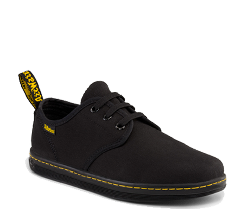 98b8c90f8883c Dr Martens SOHO BLACK CANVAS - Doc Martens Boots and Shoes | + ...