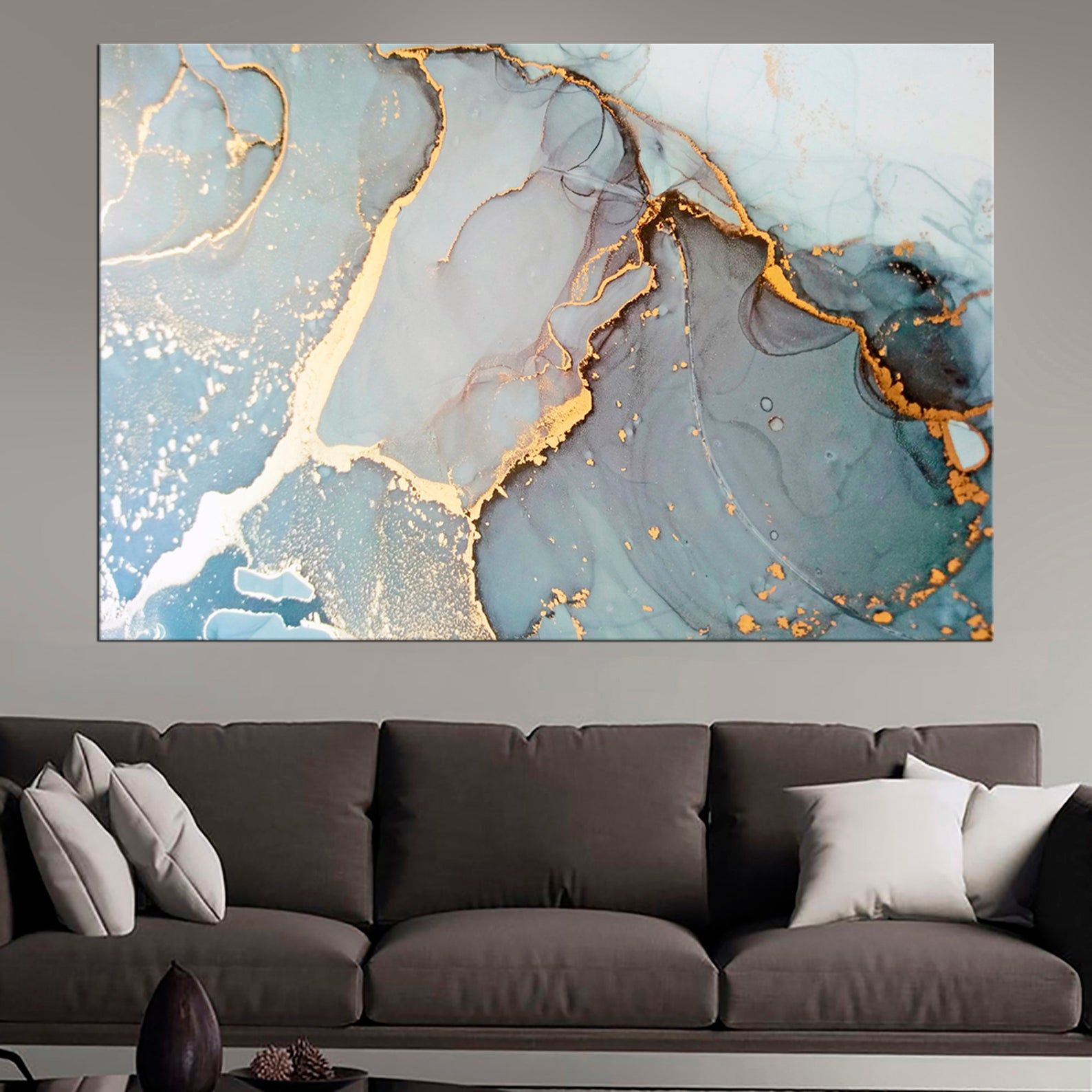 Marbling Wall Art Decorcontrast Ink Patternframed Etsy Resin Wall Art Resin Art Painting Wall Art