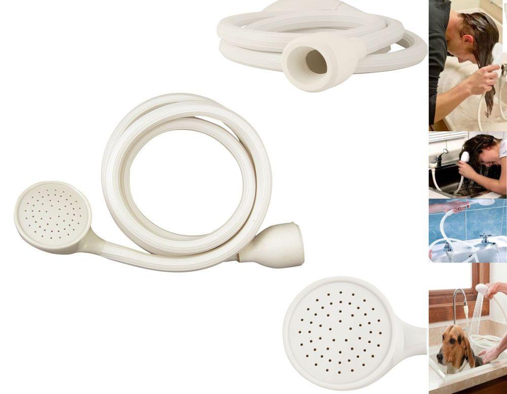 Saving Kitchen Flexible Sink Tap Sprayer Attachment Adjustable