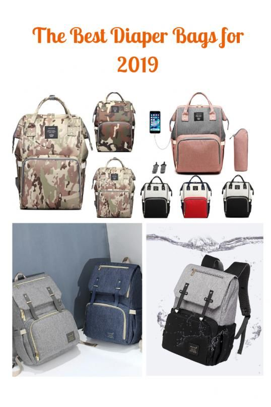 These are the best diaper bags for a pregnant mom! They help with organization and are perfect to hold all of your little ones baby essentials. #diaperbag #luxury #diaper #bag