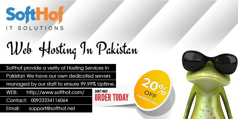 email hosting services in pakistan