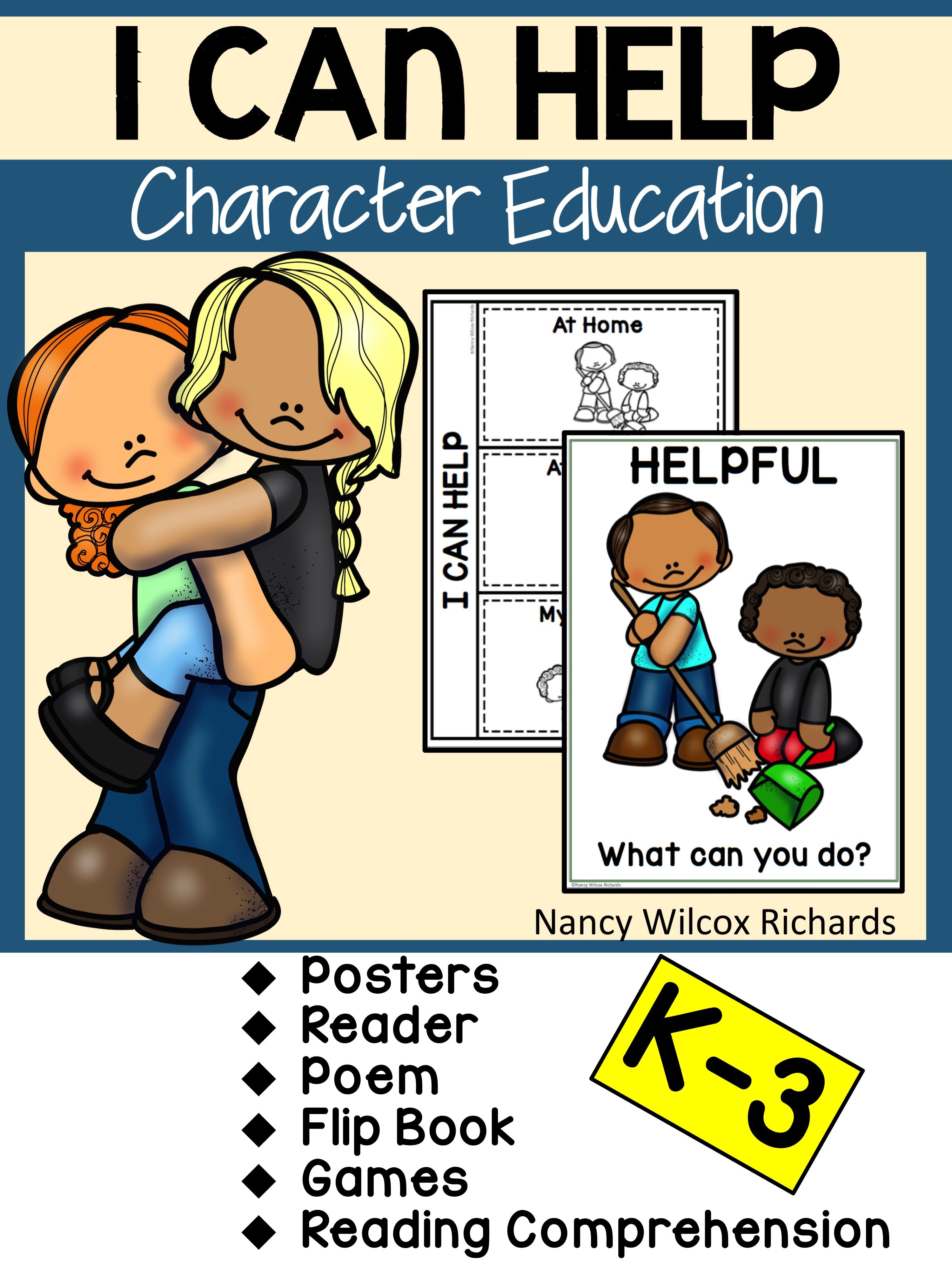 Character Education Helpful