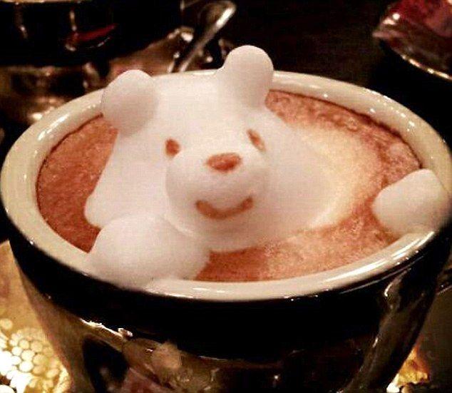 #cappuccino #coffee #latte #froth #art #barista #coffeeshop