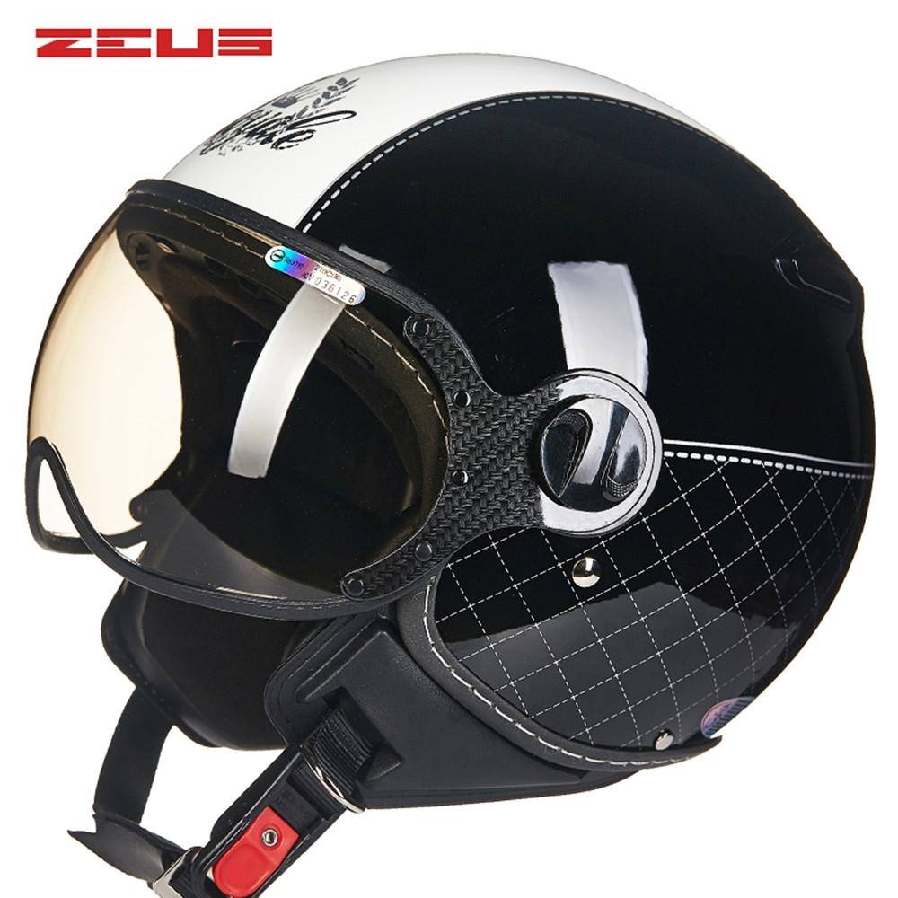 Casque moto zeus helmet