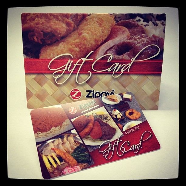 Receive A 5 Zippy S Gift Certificate When You Purchase A 50 Gift Card Www Zippys Com 50th Gifts Gift Card Gifts