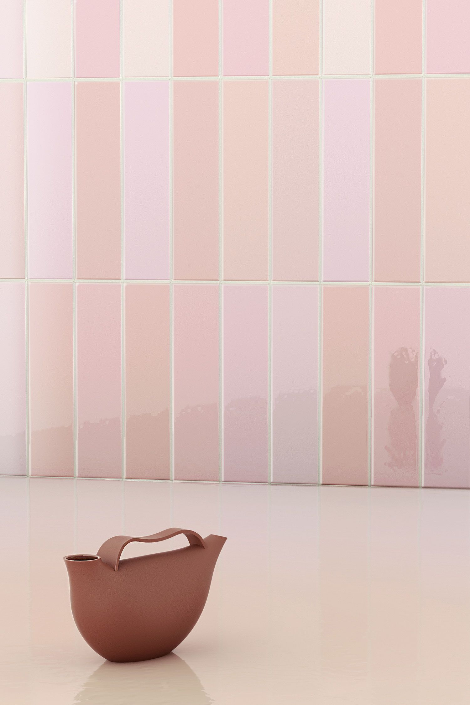 Cromatica Ceramic Tile Collection By Formafantasma Material