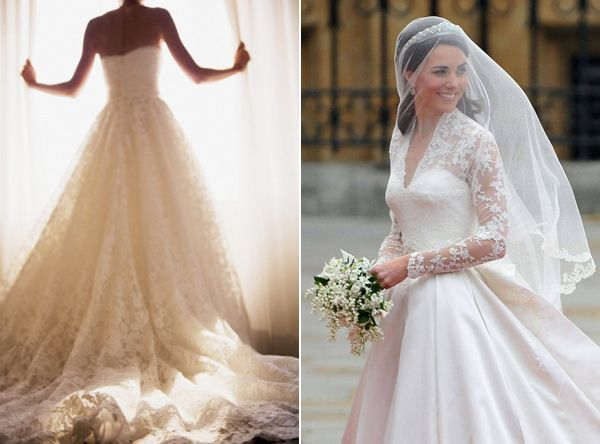 Fabulous Wedding Dress Trends