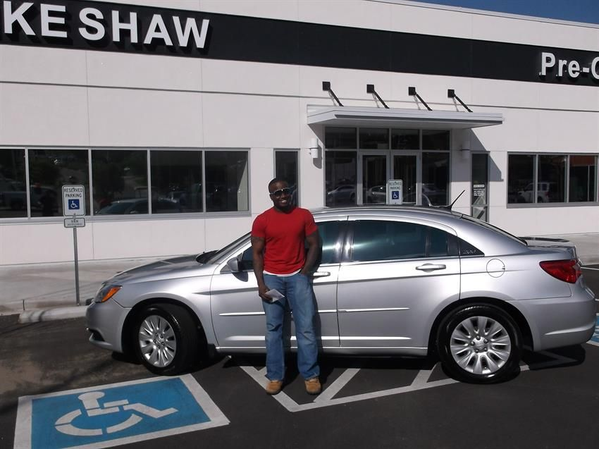 Mike Shaw Buick Gmc >> Rockfeller S New 2012 Chrysler 200 Congratulations And Best