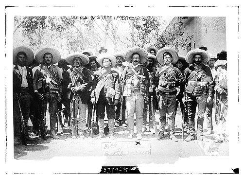 Mexican Revolutionaries Revolucion De Mexico Revolucion Mexicana Imagenes De Revolucion Mexicana