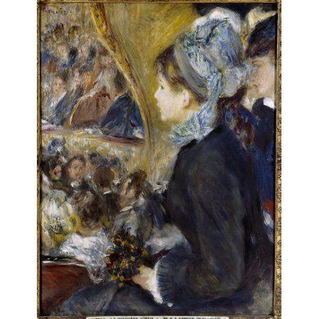 Pierre Auguste Renoir (1841-1919) French School Canvas Art - (18 x 24)