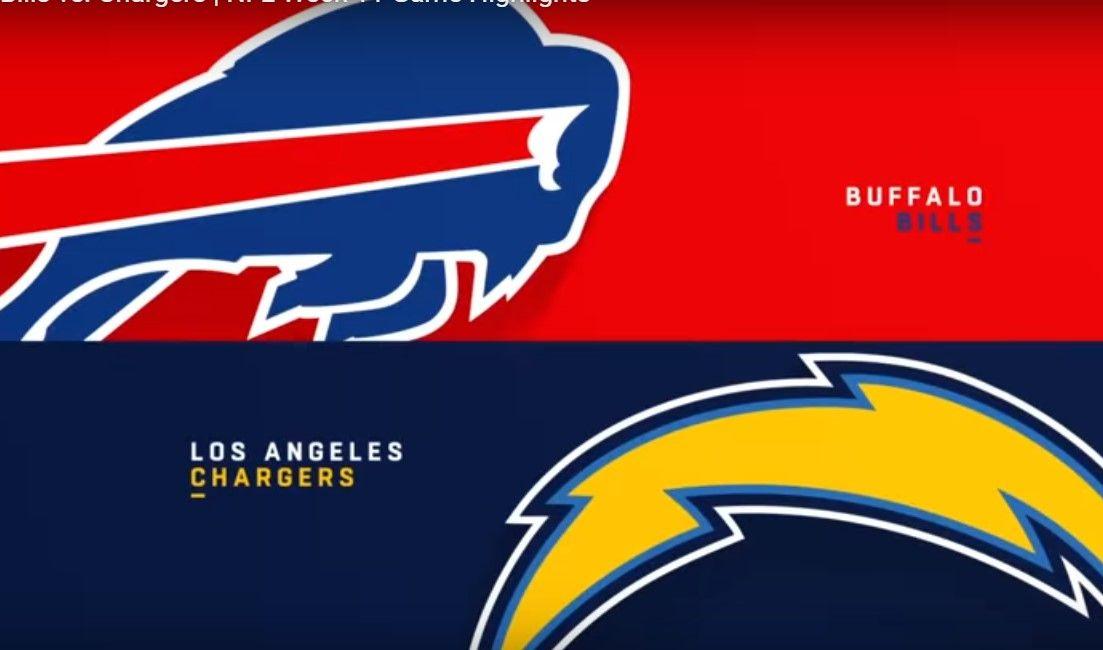 Watch Los Angeles Chargers vs Buffalo Bills live Stream