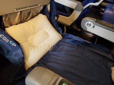 Review Kids Fly Legs Up Flight Hammock Traveling Kids