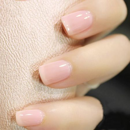 Pin By Makeup Mistress On Nailed Manicure Natural Nails Nails Inspiration