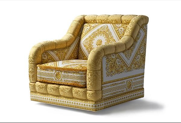 Versace arredamento ~ Salone versace home collection in and around the house
