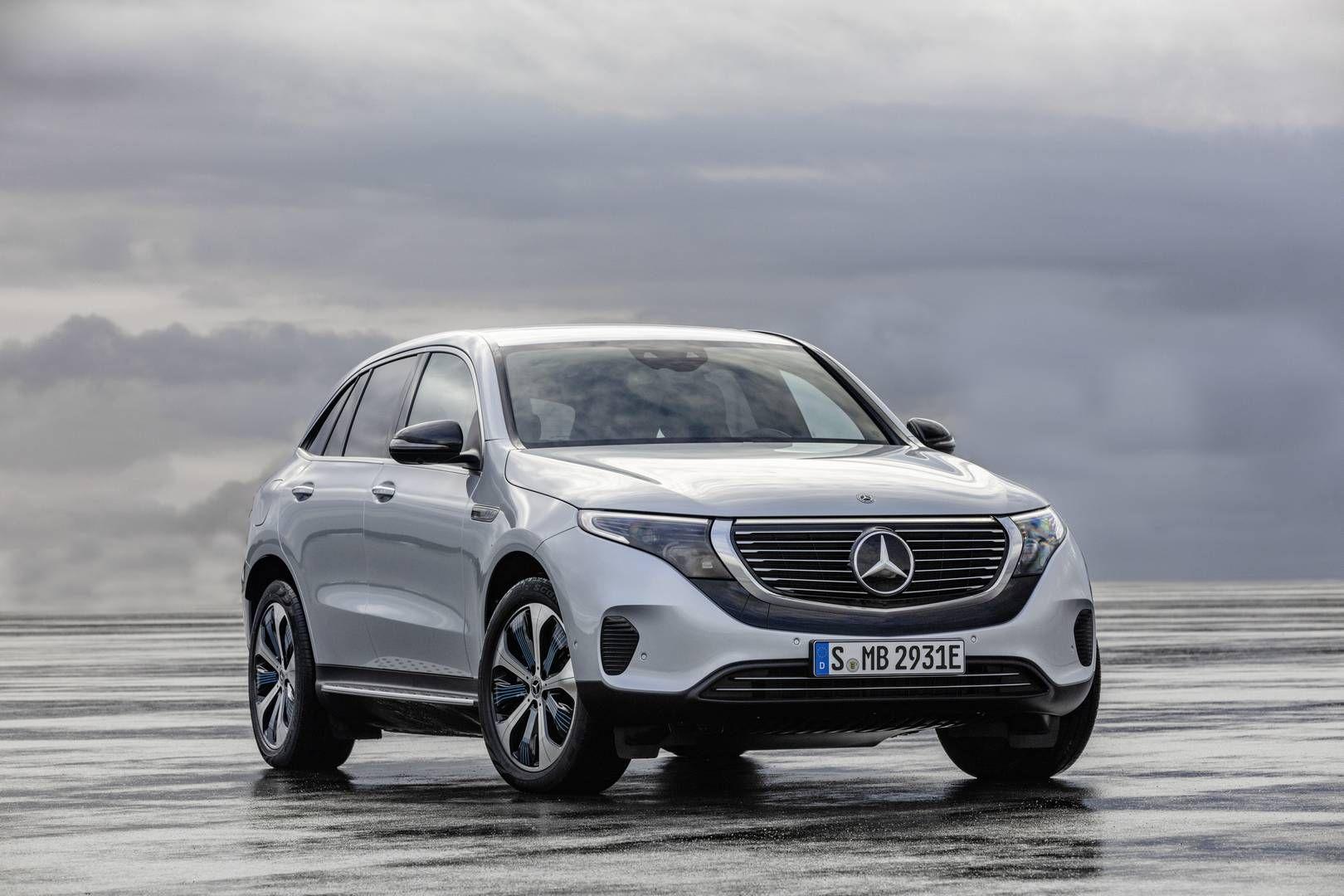 Mercedes Benz Eqc Revealed Full Electric Suv Neoadviser Car Carnews
