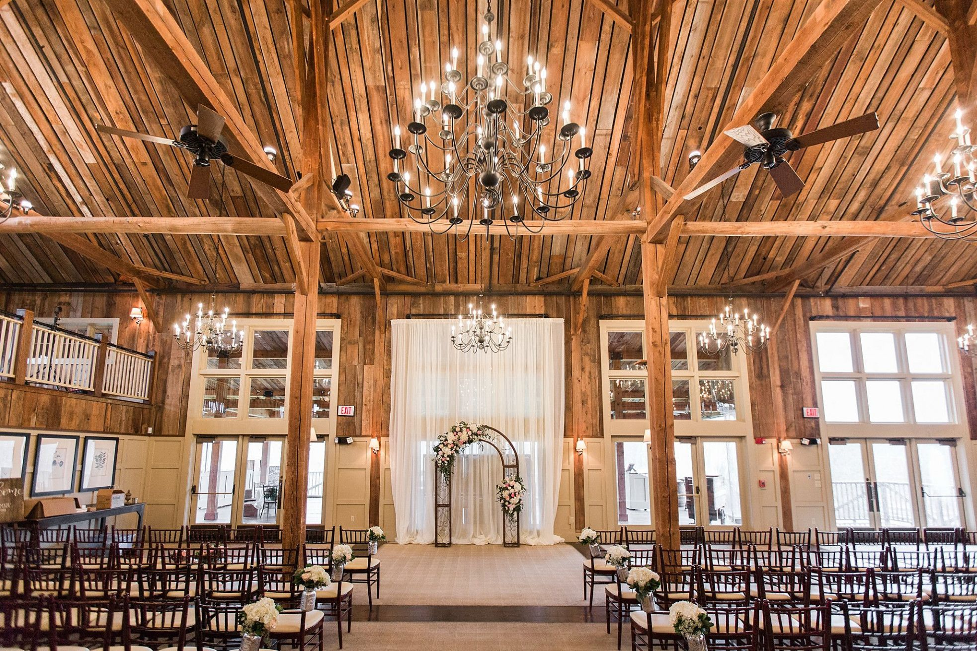 10 Common Mistakes Everyone Makes In The Barn At Gibbet Hill Wedding Di 2020