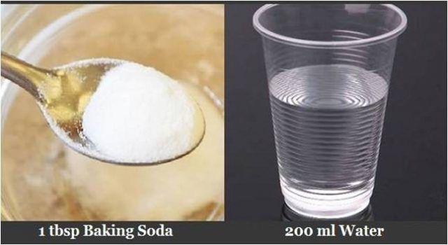 Aqui Esta La Prueba De Lo Que Hace El Bicarbonato De Sodio A Tu